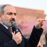 В Ереване начался митинг противников Пашиняна