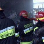 В здании общежития, где проживают вынужденные переселенцы, произошел пожар