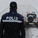 Дорожная полиция Азербайджана призвала водителей к осторожности в непогоду