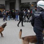 В Брюсселе две женщины ранены в результате нападения с ножом в метро