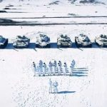 В Карсе продолжаются Зимние учения-2021 - ВИДЕО