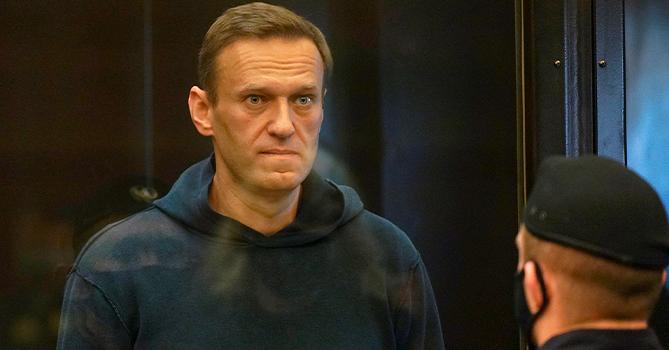 Алексей Навальный стал лауреатом международной премии правозащитников