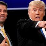 Сын Трампа будет участвовать в кампании республиканцев перед выборами в 2022 году