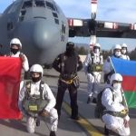 В Карсе продолжаются учения ВС Турции и Азербайджана - ВИДЕО