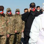 Министры обороны Турции и Азербайджана наблюдали за учениями в Карсе