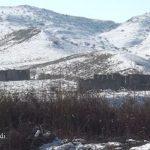 Видеокадры из села Икинджи Алыбейли Зангиланского района