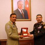 Азербайджан и Пакистан обсудили направления военного сотрудничества - ВИДЕО