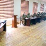 Министр обороны заслушал доклады о ходе учений - ВИДЕО