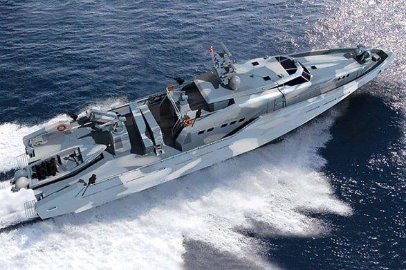 Великобритания построит ракетные корабли для Украины