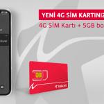 Перейди на 4G и получи 5 ГБ от Bakcell в подарок!