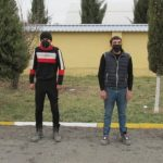 Задержаны лица, пытавшиеся попасть на освобожденные территории