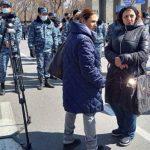 Оппозиция проводит митинг у МИД Армении перед прибытием Пашиняна