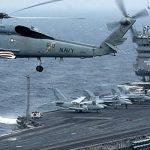 Авианосец ВМС США начал операции в восточном Средиземноморье
