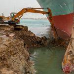 Потери от блокировки Суэцкого канала могут достигнуть $10 млрд
