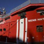 Турецкое судно Nene Hatun может снять с мели Ever Given