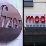 Pfizer и Moderna оказались на 90% эффективными