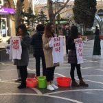 Поэтому женщины убивают себя: в чем смысл резонансного спектакля театра ADO в центре Баку