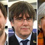 Европарламент лишил депутатской неприкосновенности экс-главу Каталонии и его соратников