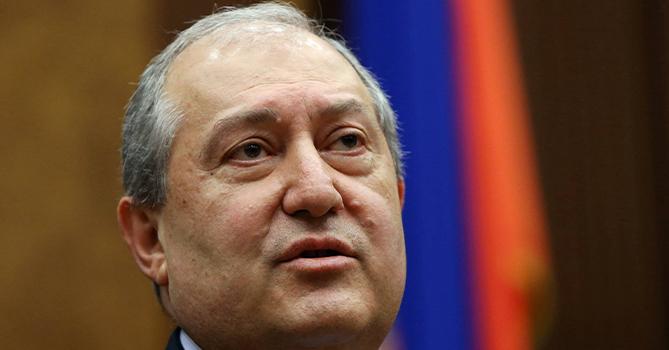 Президент Армении во второй раз не утвердил решение Пашиняна