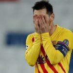 «Барселона» впервые с 2007 года не смогла выйти в 1/4 финала Лиги чемпионов