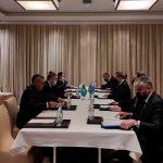 Глава МИД Азербайджана встретился со своим коллегой из Казахстана