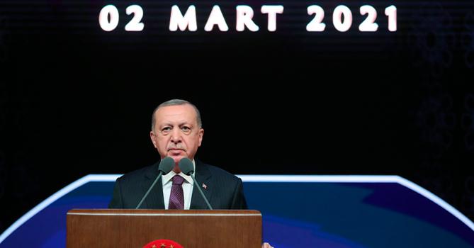 Эрдоган обнародовал новый План действий Турции в сфере прав человека