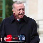 Эрдоган направил послание медикам