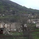 Кадры из села Горазиллы Физулинского района - ВИДЕО