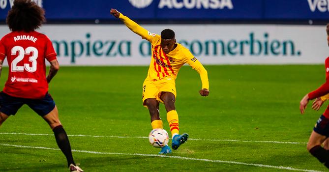 Три игрока «Барсы» моложе 19 лет забили в этом сезоне Ла Лиги