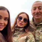 Мехрибан Алиева поделилась кадрами с визита на освобожденные территории