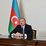 VII съезд Партии «Ени Азербайджан»: речь Президента Ильхама Алиева