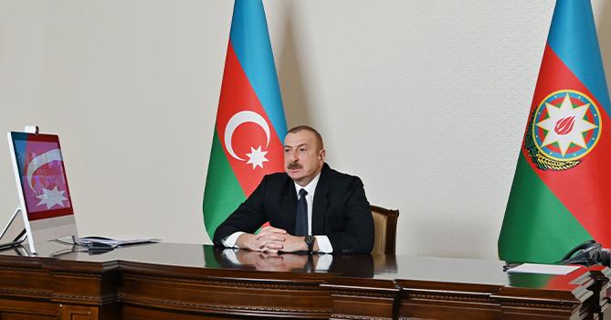 Ильхам Алиев: «Молодое поколение должно знать, какой ценой нам удалось защитить независимость»