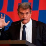 Жоан Лапорта: «Уверен, Месси не останется в «Барсе», если выборы выиграю не я»