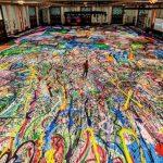 Самую большую в мире картину продали на аукционе более чем за $60 млн