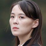 """Сестра Ким Чен Ына назвала лидера Южной Кореи """"американским попугаем"""""""