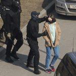 На акциях протеста в Беларуси 27 марта были задержаны 245 человек