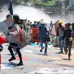 В Европе готовят санкции против военной хунты в Мьянме