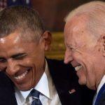 В Белом доме заявили, что Байден регулярно консультируется с Обамой