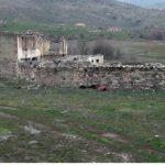 Освобожденное от оккупации село Бахтиярлы Губадлинского района