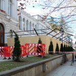 В Грузии реставрируют здание, где в 1918 году была провозглашена АДР