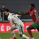 Отборочный турнир ЧМ-2022: Азербайджан проиграл Португалии