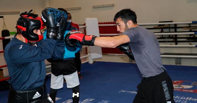 Азербайджанские боксеры прибыли на сборы в Кастамону