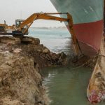 Власти Египта назвали причину инцидента с блокировкой Суэцкого канала