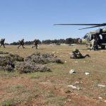 Азербайджанские военнослужащие приняли участие в антитеррористических учениях в Турции