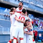 В отборочном матче ЧМ-2022 сборная Турции разгромила команду Норвегии