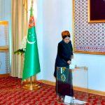 В Туркменистане прошли выборы в верхнюю палату парламента