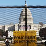 Временные ограждения вокруг Капитолия частично будут убраны