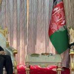 Зариф и президент Афганистана обсудили мирный процесс в стране