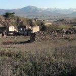 Видеокадры села Бахарлы Зангиланского района