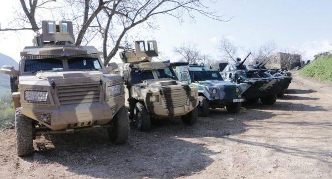 В Губадлинском районе открылась очередная воинская часть ГПС Азербайджана — ФОТО